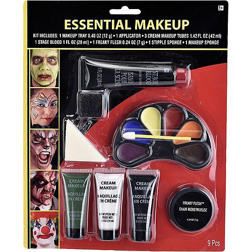 Halloween Makeup Essentials Kit 9pc Image #1