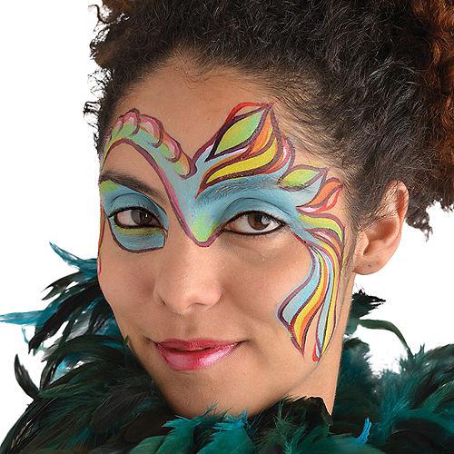 Halloween Makeup Essentials Kit 9pc Image #2