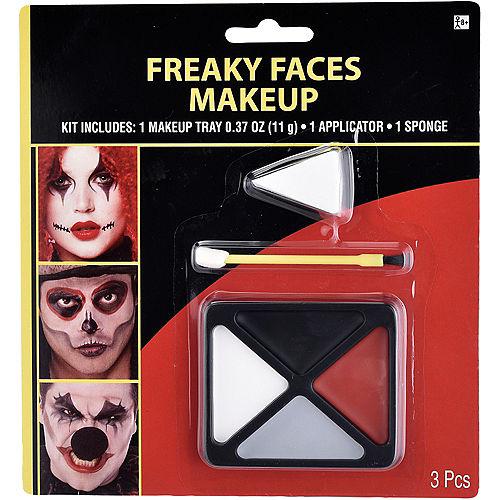 Freaky Face Makeup Kit 3pc Image #1
