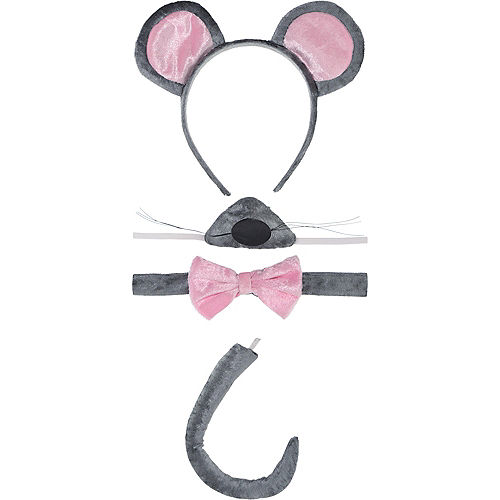 Child Mouse Accessory Kit with Sound Image #2