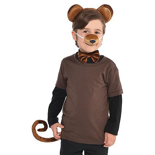 Child Monkey Accessory Kit with Sound Image #1