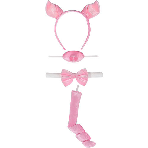 Child Pig Accessory Kit with Sound Image #2