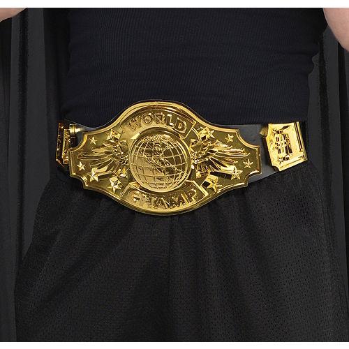 Gold Championship Belt Image #1