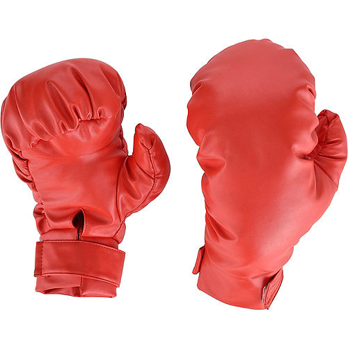 Red Boxing Gloves Image #1