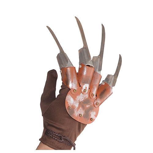 Brown Freddy Krueger Glove - A Nightmare on Elm Street Image #1