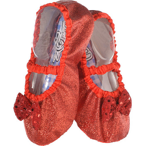 Child Dorothy Slipper Shoes - Wizard of Oz Image #1
