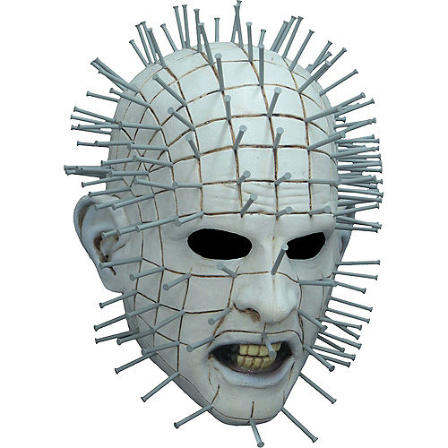 Pinhead Mask - Hellraiser 3 Image #2