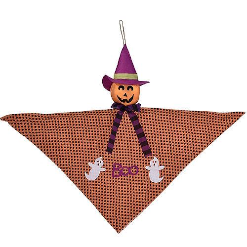 Hanging Friendly Jack-o'-Lantern Image #1