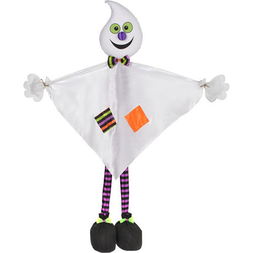 Friendly Standing Ghost Decoration Image #1