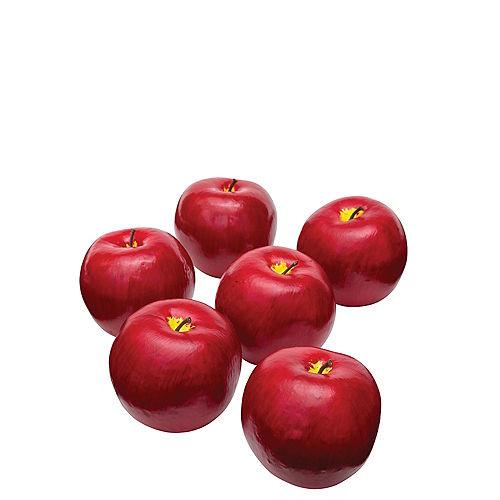 Foam Apples 6ct Image #1