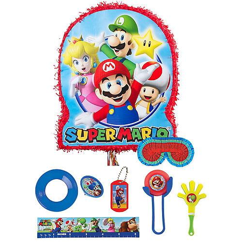 Super Mario Pinata Kit with Favors Image #1