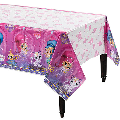 Shimmer and Shine Table Cover Image #1