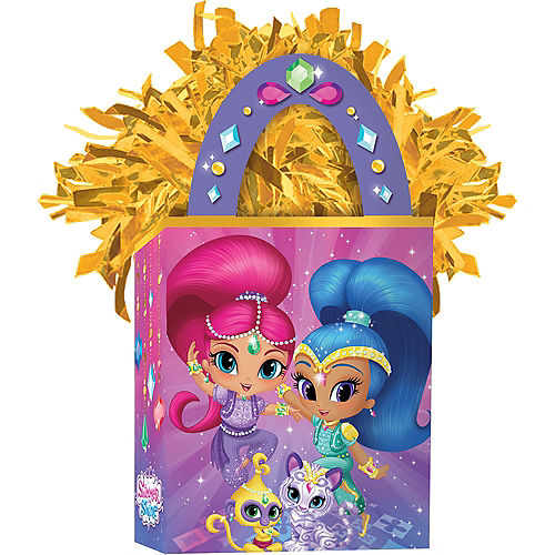 Shimmer and Shine Balloon Weight Image #1