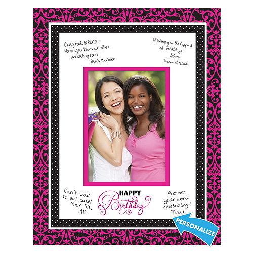 Black & Pink Autograph Kit Image #4