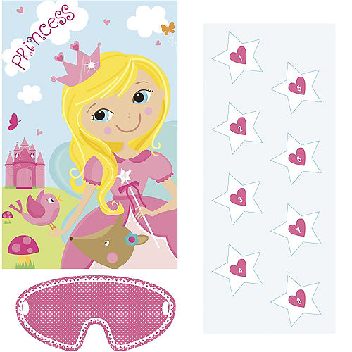 Woodland Fairy Party Game Image #1