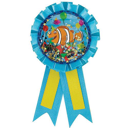 Under the Sea Birthday Award Ribbon Image #1
