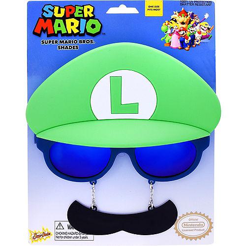 Luigi Sun-Staches - Super Mario Brothers Image #3