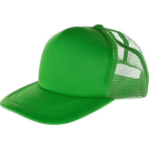 Green Baseball Hat Image #1