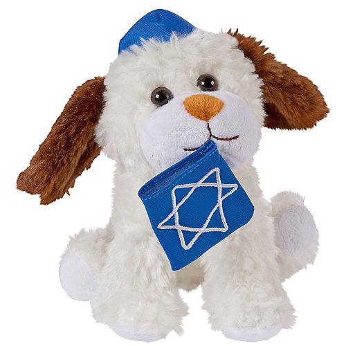 Hanukkah Dog Plush Image #1