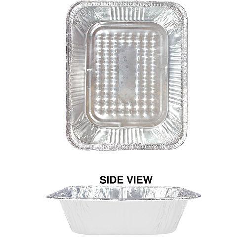 White Chafing Dish Buffet Set 8pc Image #5