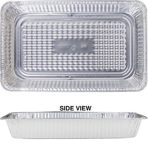 White Chafing Dish Buffet Set 8pc Image #4