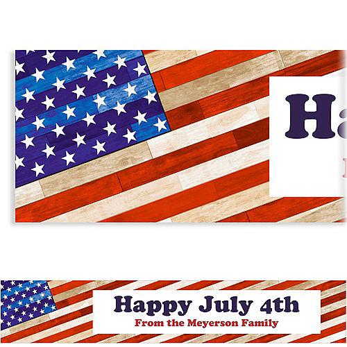 Custom Rustic Americana Banner Image #1