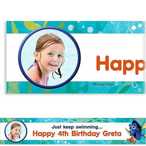 Custom Finding Dory Photo Banner Image #1