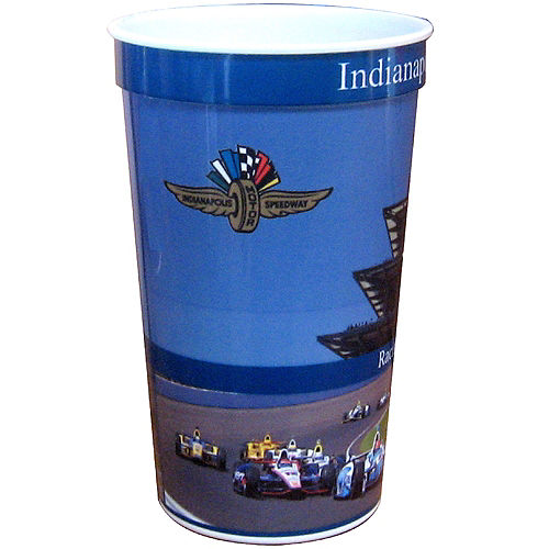 Indy 500 Cups 4ct Image #3