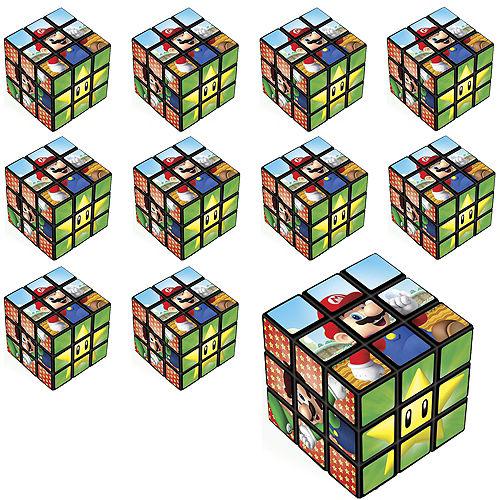 Super Mario Puzzle Cubes 24ct Image #1