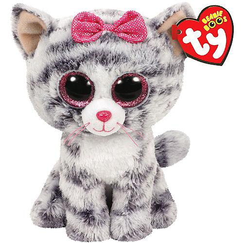 Kiki Beanie Boo Cat Plush Image #1