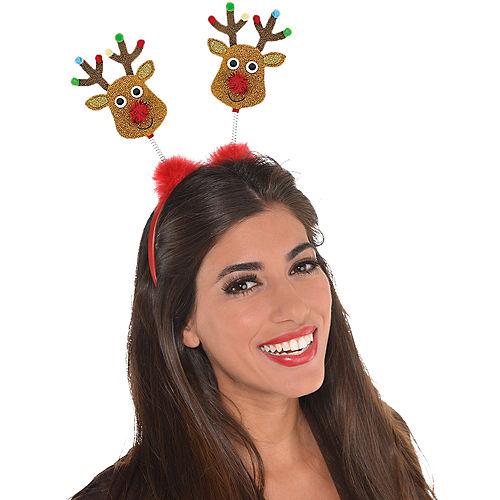 Rudolph Reindeer Head Bopper Image #2