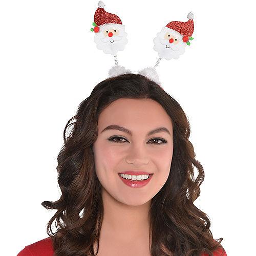 Santa Head Bopper Image #2