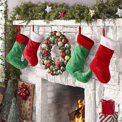 Elf Shoe Christmas Stocking Image #2