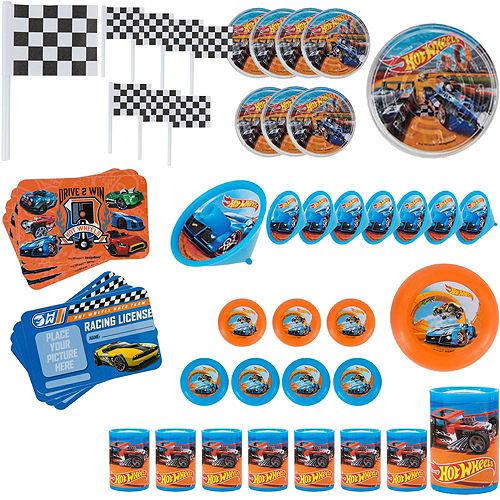 Hot Wheels Basic Favor Kit for 8 Guests Image #3
