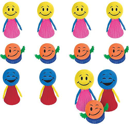 Smiley Pop-Ups 18ct  Image #1