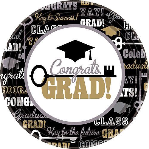 Key to Success Graduation Grand Tableware Kit Image #3