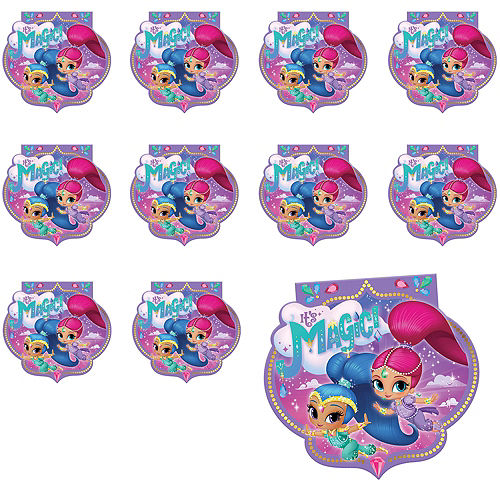 Shimmer and Shine Notepads 24ct Image #1
