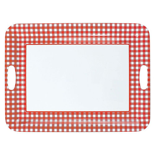 Gingham BBQ Party Kit Image #8