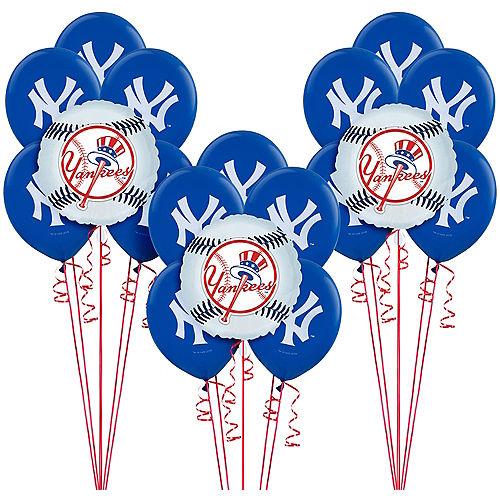 New York Yankees Balloon Kit Image #1