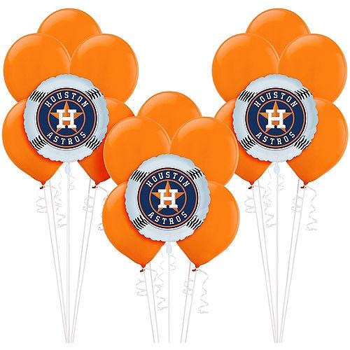 Houston Astros Balloon Kit Image #1