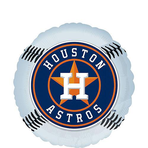 Houston Astros Balloon Kit Image #3