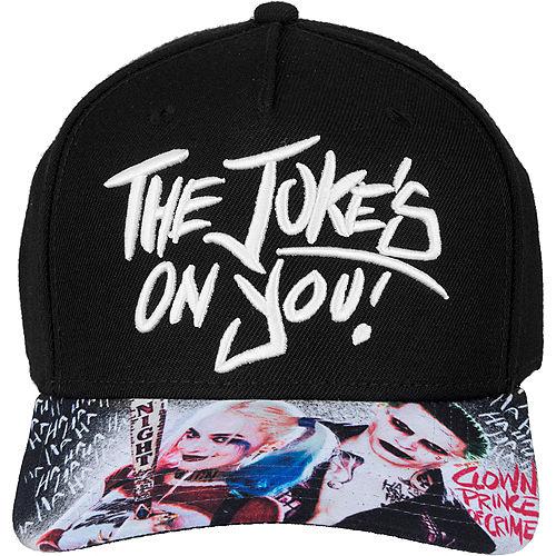 Suicide Squad Baseball Hat Image #2