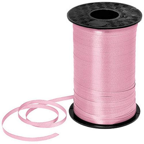 Pink Curling Ribbon Image #1