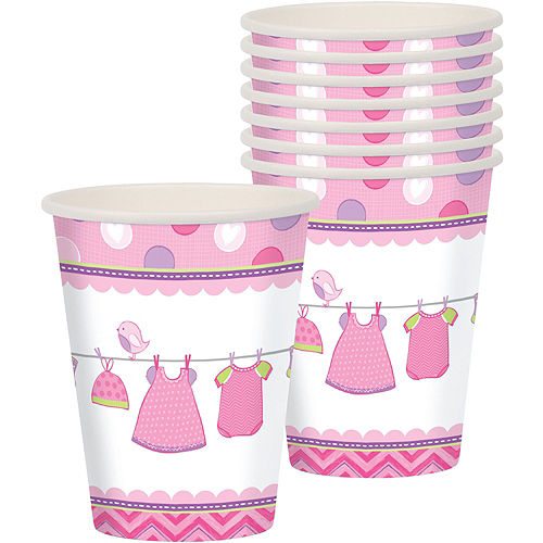 Girl Baby Shower Kit Shower With Love 16 guests Image #7