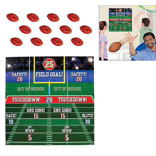 Sticky Toss Football Game Image #1