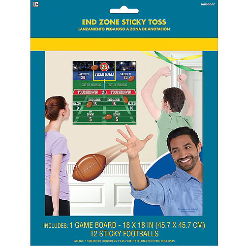 Sticky Toss Football Game Image #2