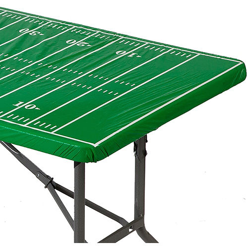 Fitted Football Field Table Cover Image #1