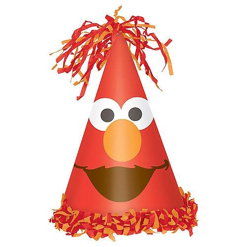 Elmo Party Hat Image #1