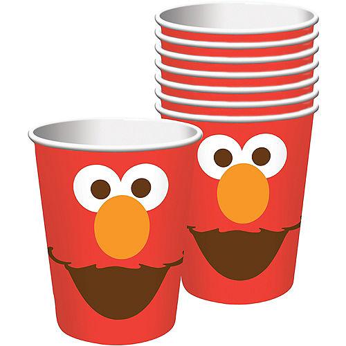 Elmo Cups 8ct Image #1