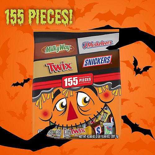 Mars Chocolate Favorites Halloween Minis Mix, 155pc Image #3